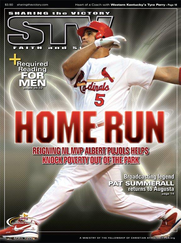 Albert Pujols-Home Run
