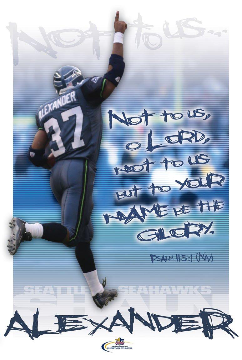 Shaun Alexander – Seattle Seahawks