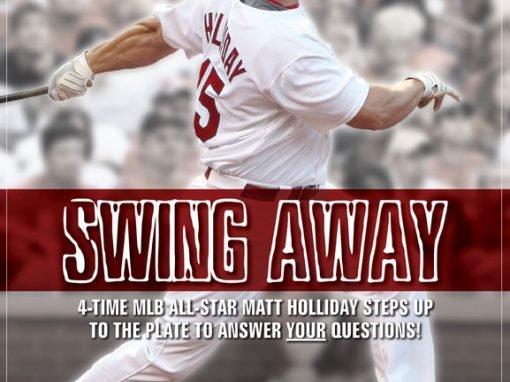 Matt Holliday-Swing Away