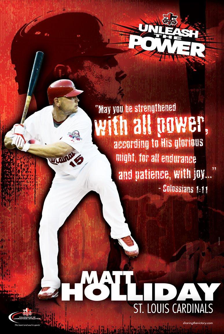 Matt Holliday – St. Louis Cardinals