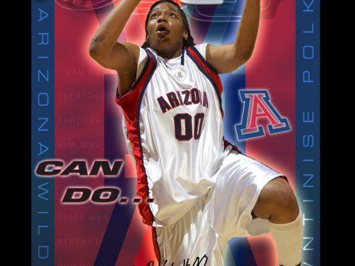 Shawntinise Polk – Arizona Wildcats
