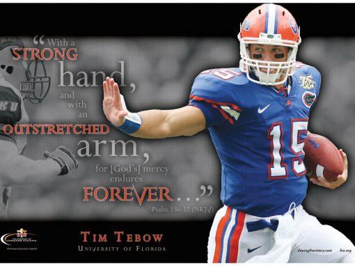 Tim Tebow – University of Florida