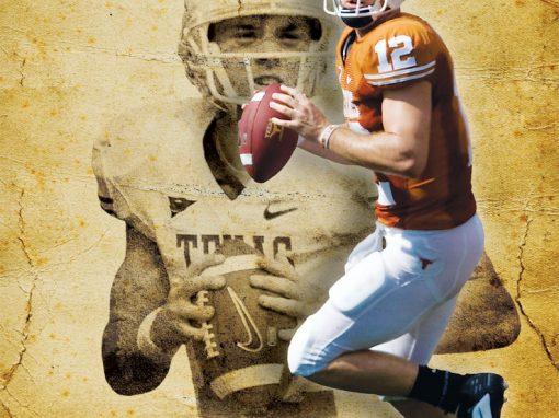 Colt McCoy – University of Texas