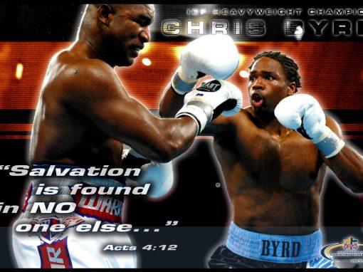 Chris Byrd – Heavyweight Champion