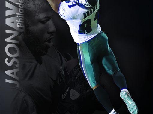 Jason Avant – Philadelphia Eagles