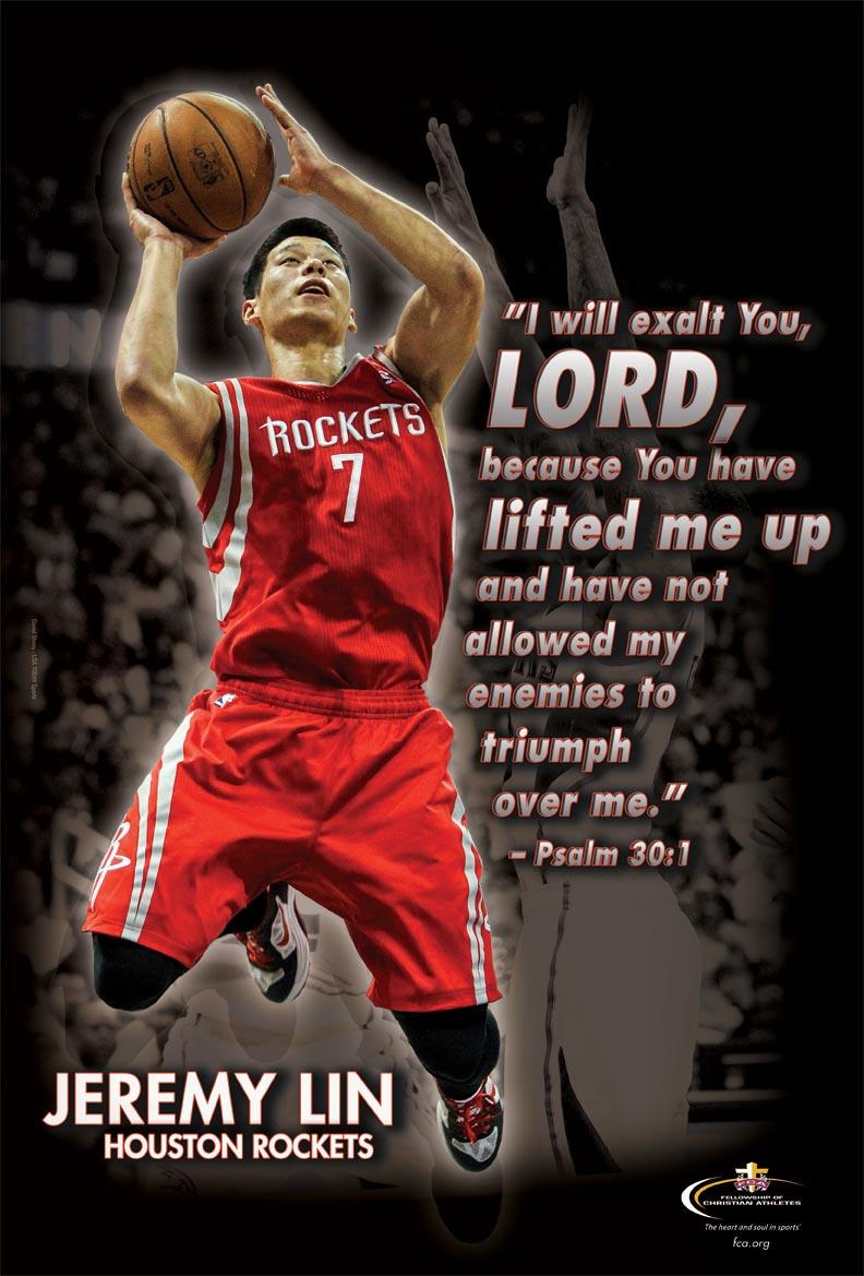 Jeremy Lin – Houston Rockets