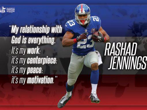 Rashad Jennings – New York Giants