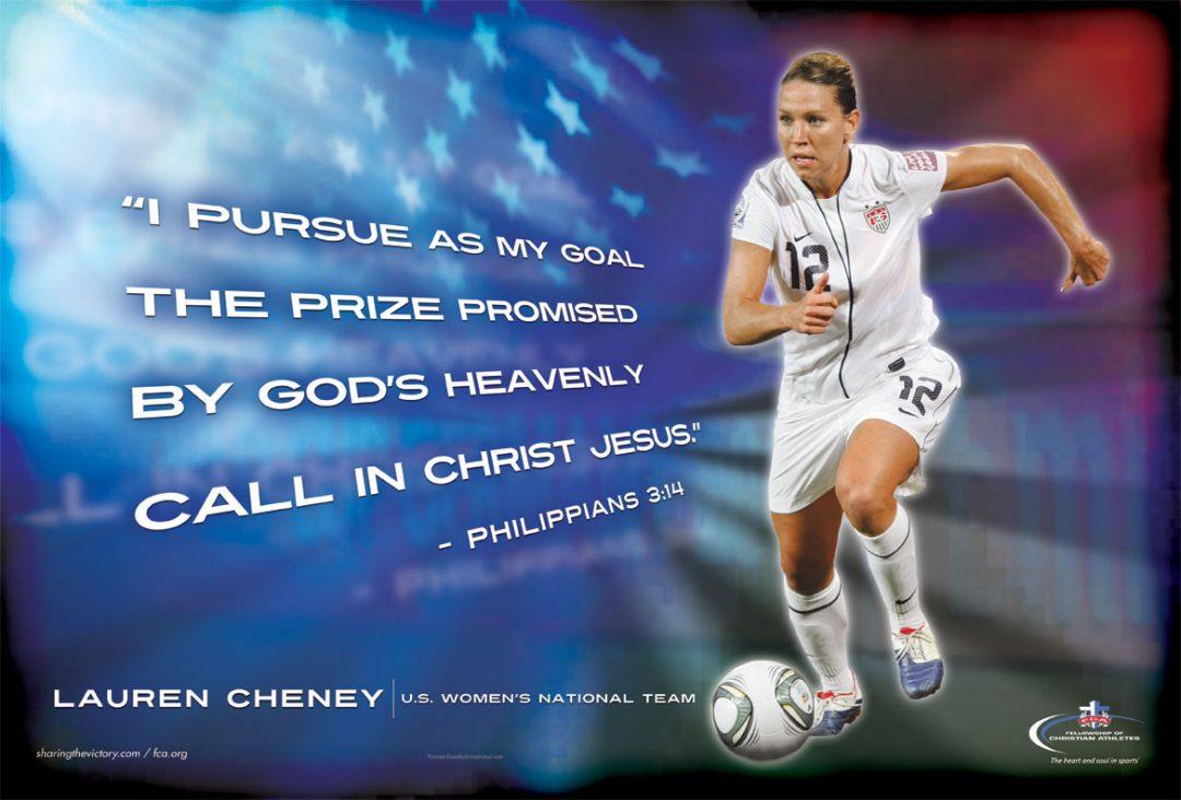 Lauren Cheney – US Women's National Team
