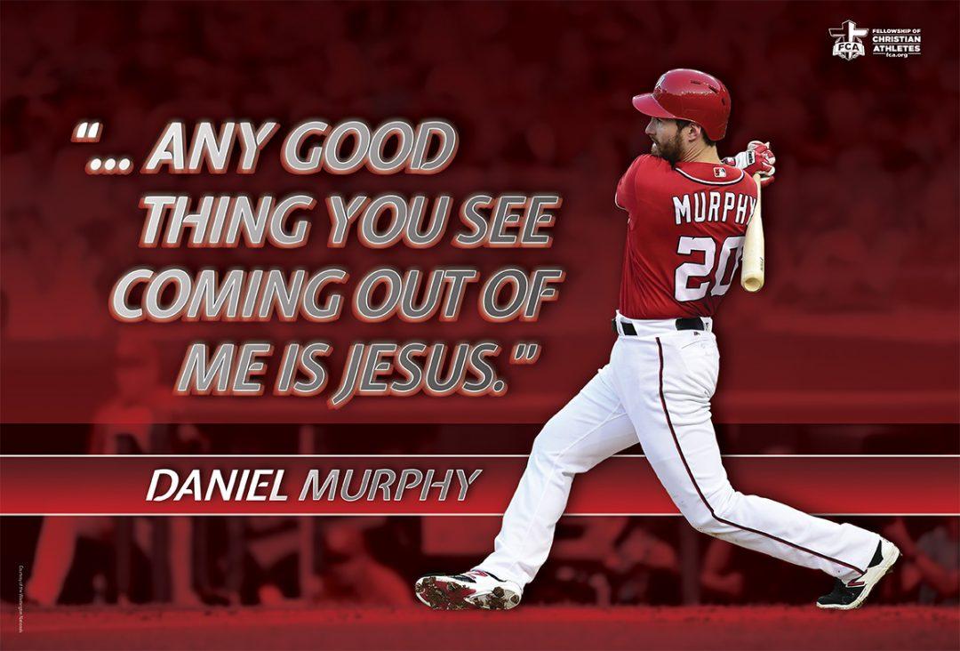 Daniel Murphy – Washington Nationals