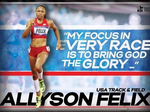 Allyson Felix – US Olympic Team