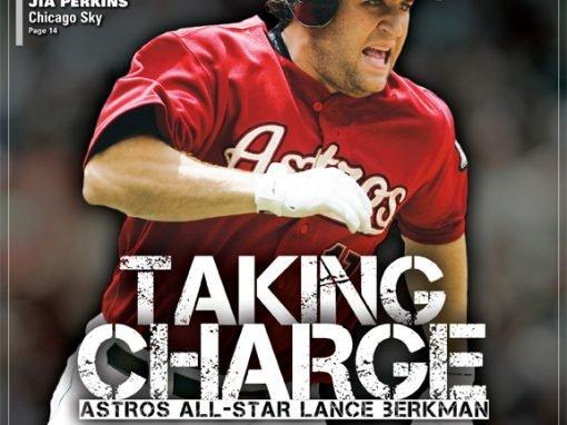 Lance Berkman-Taking Charge