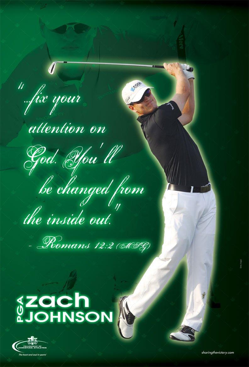 Zach Johnson – PGA