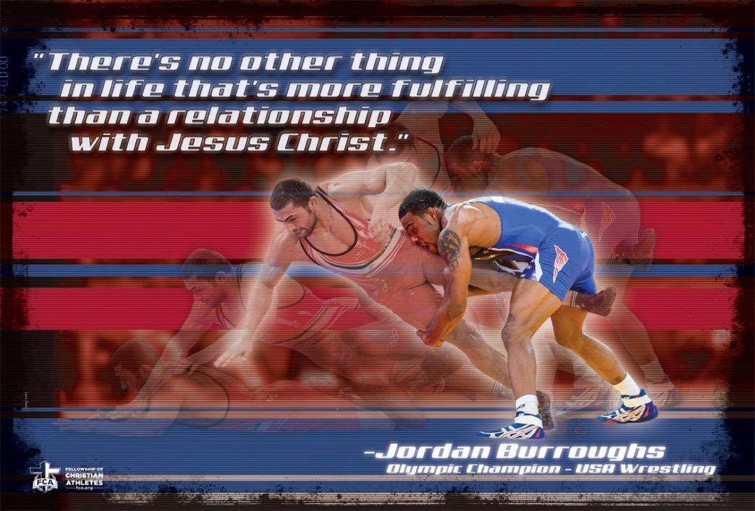 Jordan Burroughs – US Olympic Team