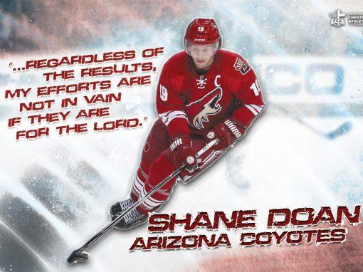 Shane Doan – Arizona Coyotes