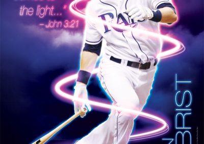 Ben Zobrist – Tampa Bay Rays