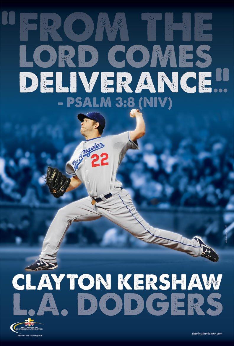 Clayton Kershaw – LA Dodgers
