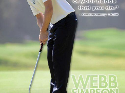Webb Simpson – PGA