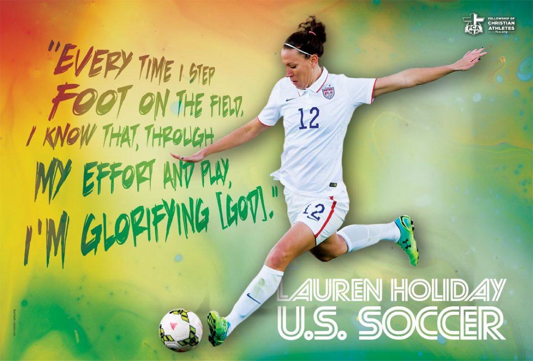Lauren Holiday – US Soccer