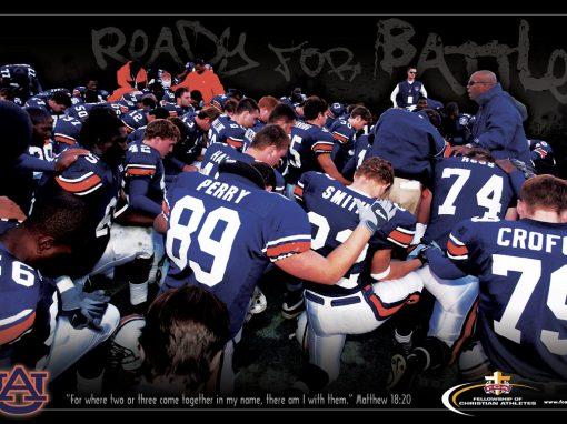 Auburn University Football Team