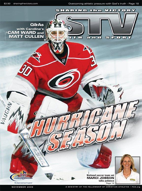 Cam Ward-Carolina Hurricanes