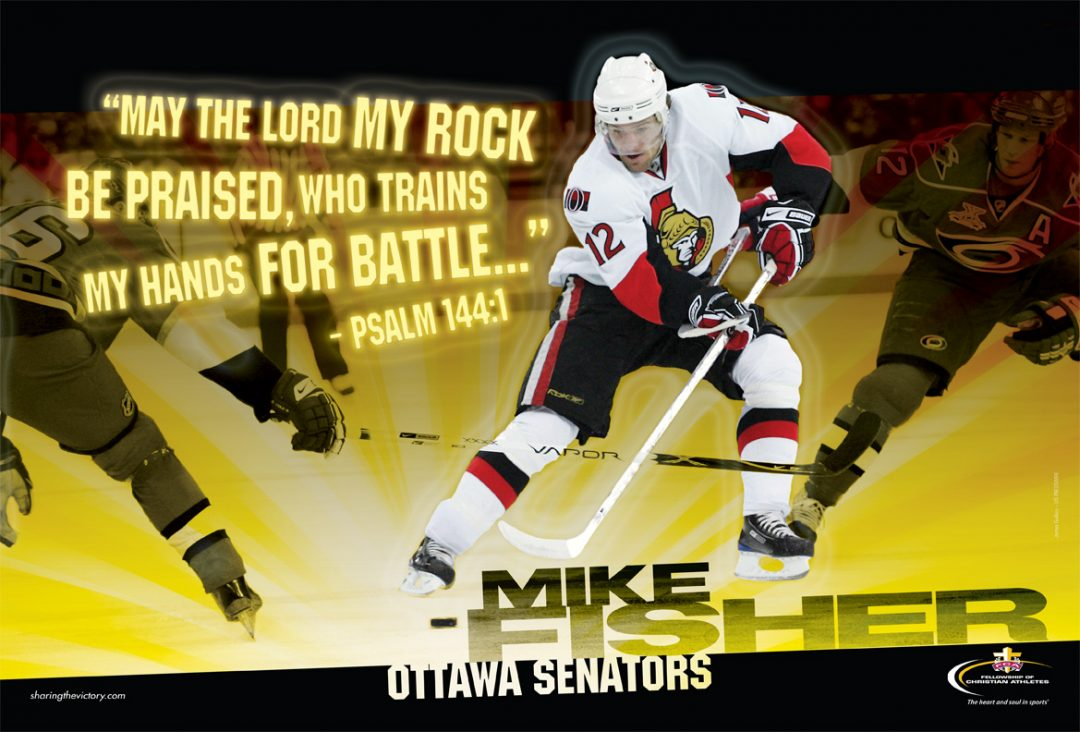 Mike Fisher – Ottawa Senators