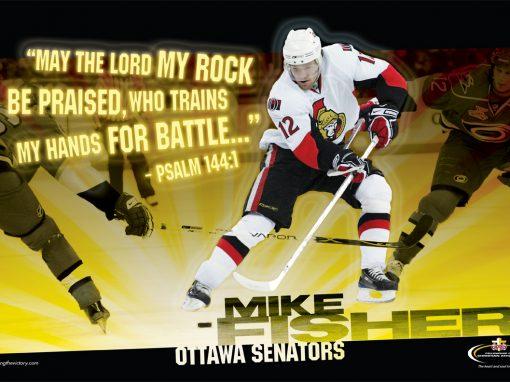 Mike Fisher – Ottawa Senators