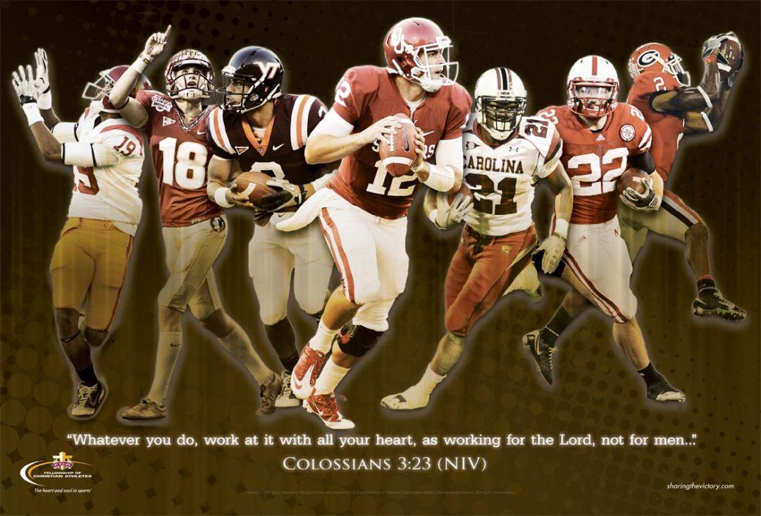 FCA NCAA Football Quarterbacks