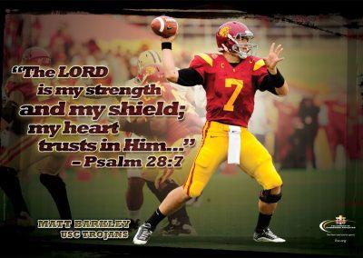 Matt Barkley – USC Trojans