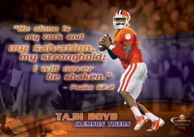 Tajh Boyd – Clemson Tigers