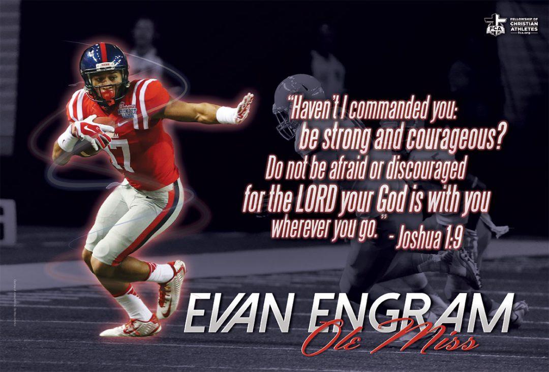 Evan Engram – Ole Miss