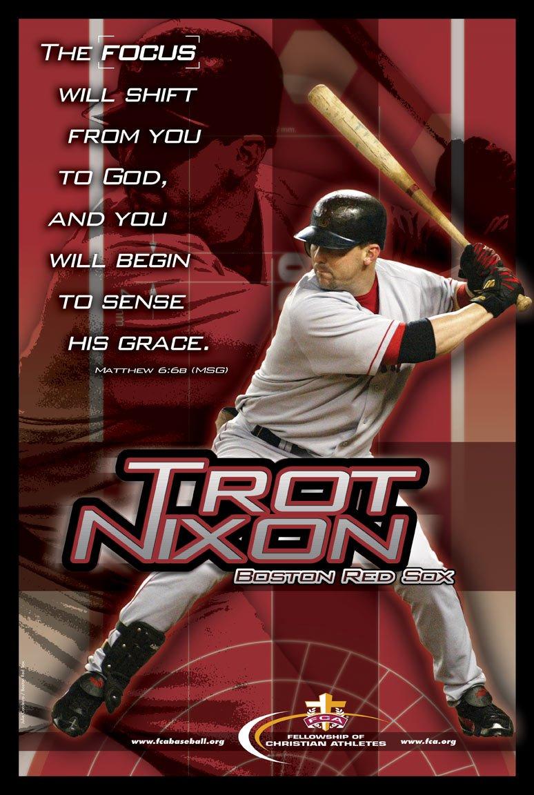 Trot Nixon – Boston Red Sox