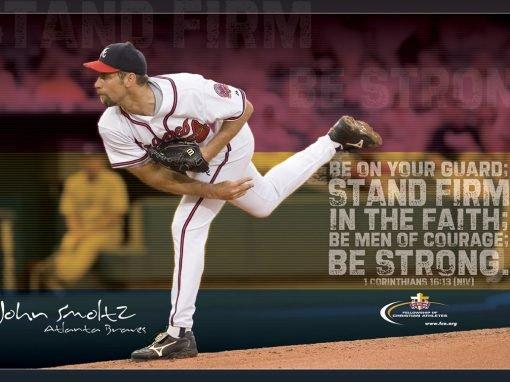 John Smoltz – Atlanta Braves