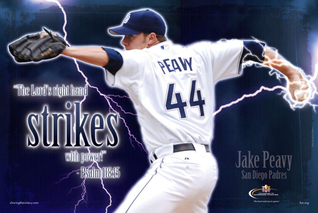 Jake Peavy – San Diego Padres 1