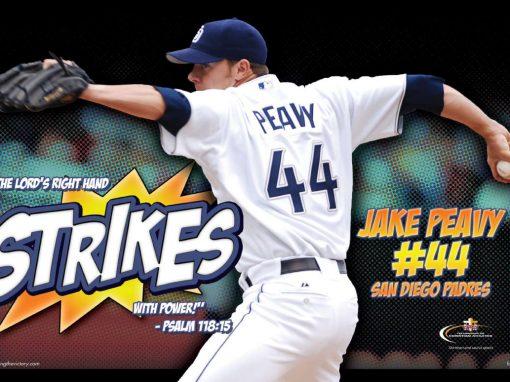 Jake Peavy – San Diego Padres 2