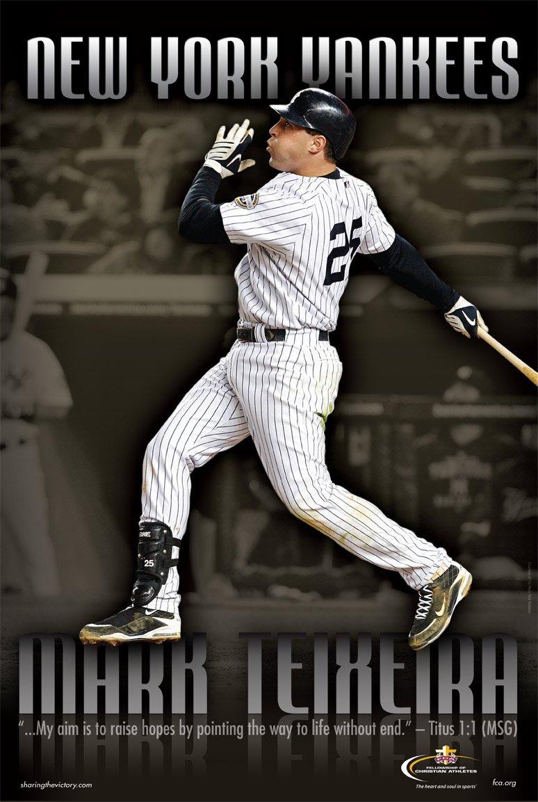 Mark Teixeira – New York Yankees