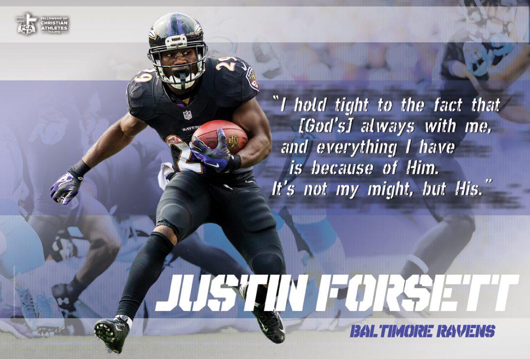 Justin Forsett – Baltimore Ravens