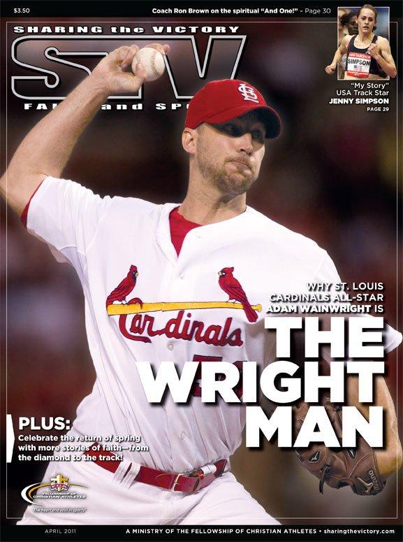 The Wright Man-Adam Wright