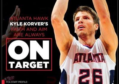 On Target-Kyle Korver
