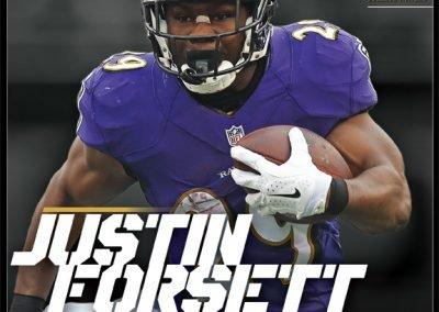 Justin Forsett-Baltimore Ravens