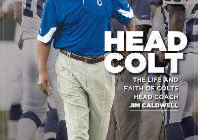 Head Colt-Jim Caldwell