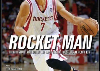 Rocket Man-Jeremy Lin