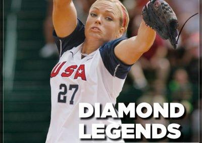 Diamond Legends-Jennie Finch