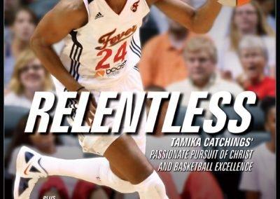 Relentless-Tamika Catchings