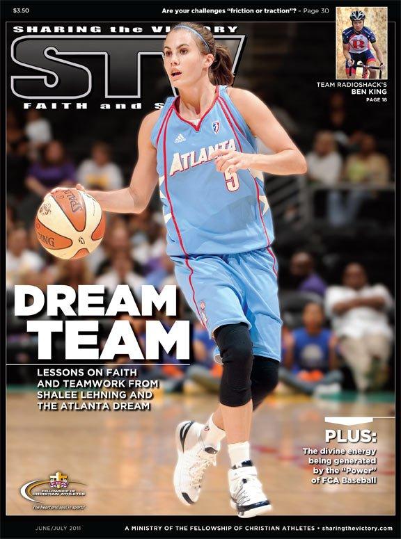 Dream Team-Shalee Lehning