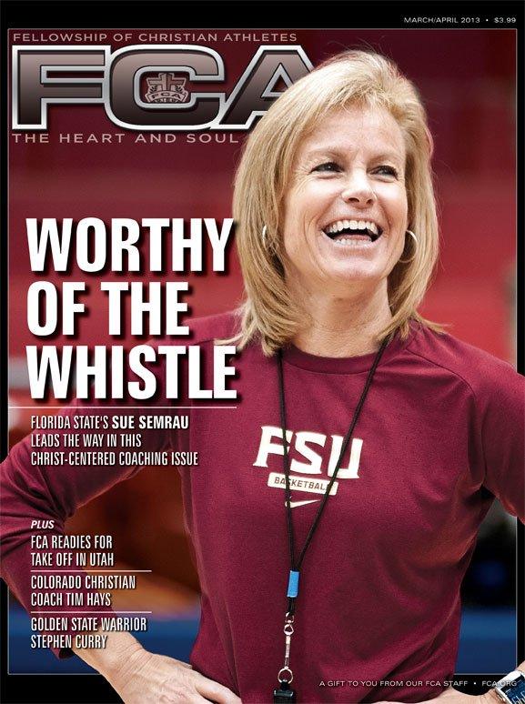 Worthy of the Whistle-Sue Semrau