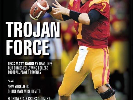 Trojan Force-Matt Barkley