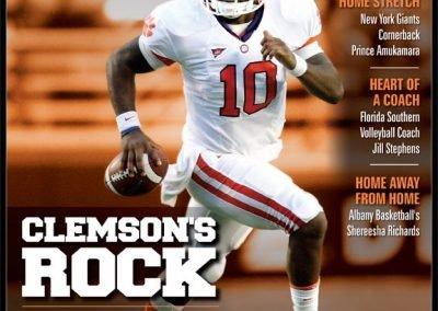 Clemson's Rock-Tajh Boyd