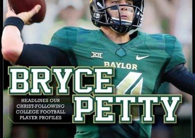 Bryce Petty-Baylor Bears