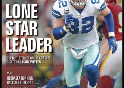 Lone Star Leader-Jason Witten